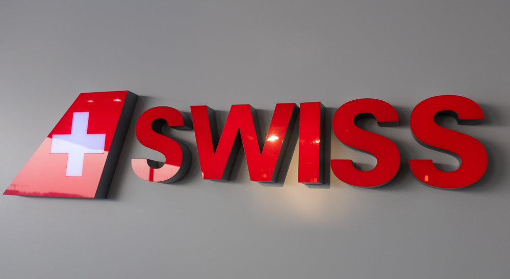 Swiss Senator Lounge Zurich    Photo: Calvin Wood