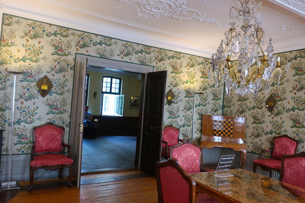 Goethe House Interior - Frankfurt  Photo: Calvin Wood