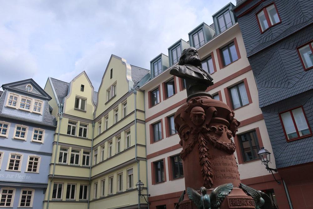 Old Town - Frankfurt  Photo: Calvin Wood