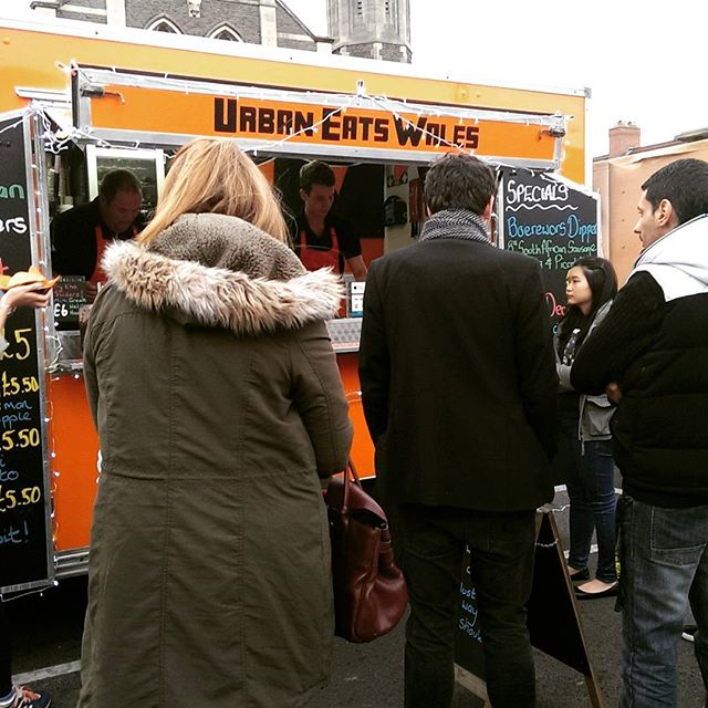 Urban Eats Wales #blasroath #blas #roath #streetfood #Cardiff