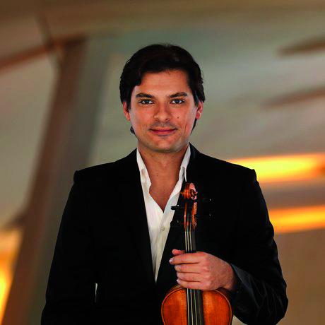 Luiz Felipe Coelho, Violine