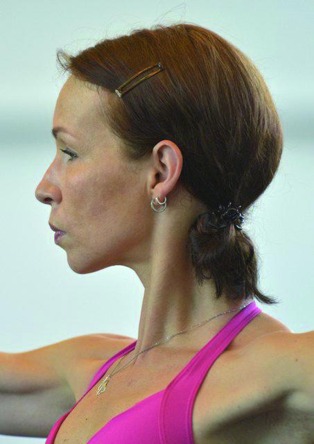 Beatrice Knop, Tänzerin