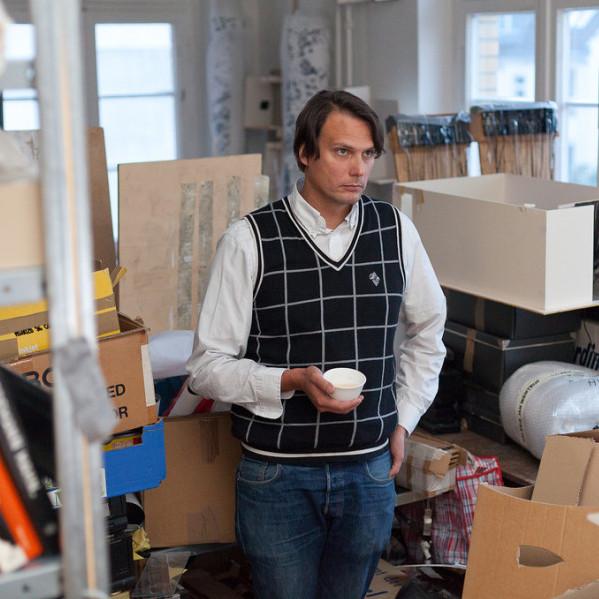Gregor Hildebrandt, Künstler