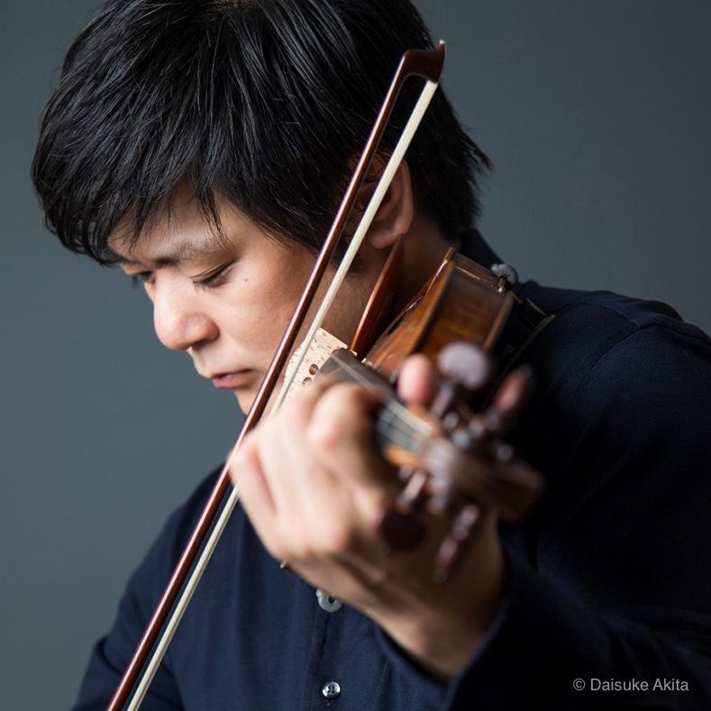 Daishin Kashimoto, Violine