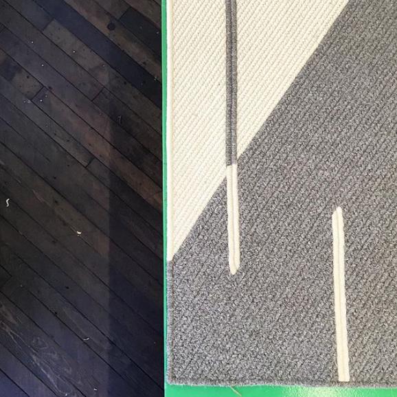 Thayer Design Studio line rug