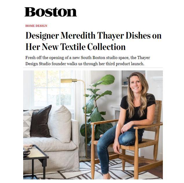 Boston Magazine Home | Jan 2019