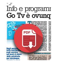 14 dicembre 2017  Motore Italia-La Go Tv è ovunque