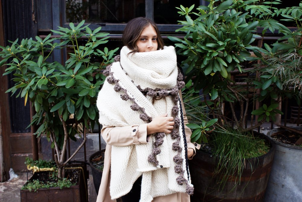 The Traveling Super Scarf by Two of Wands