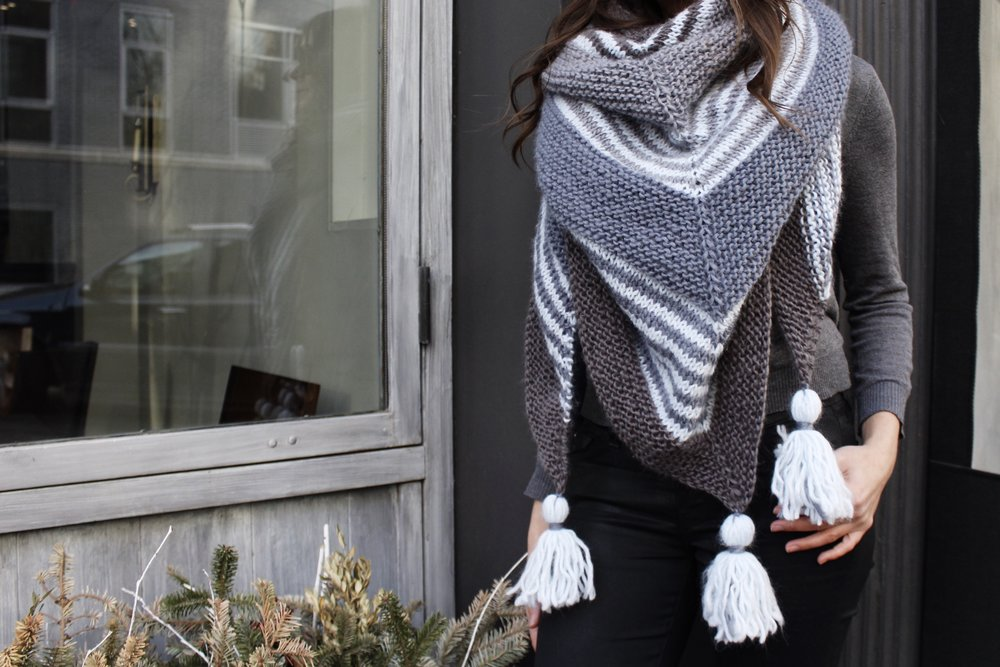 Stratus Wrap Pattern by Two of Wands