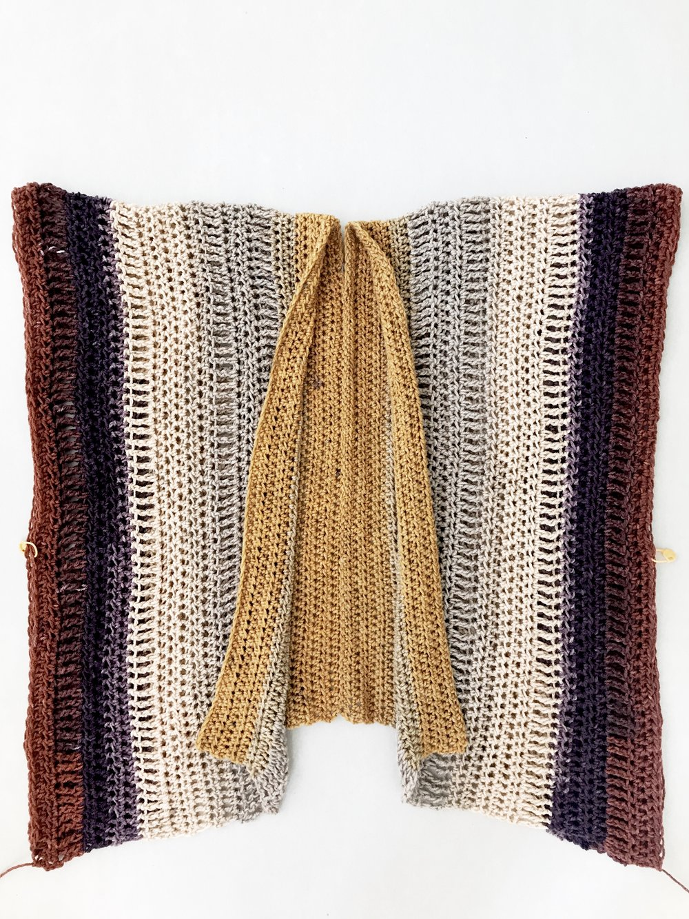 Swallowtail Cardigan Pattern by Two of Wands