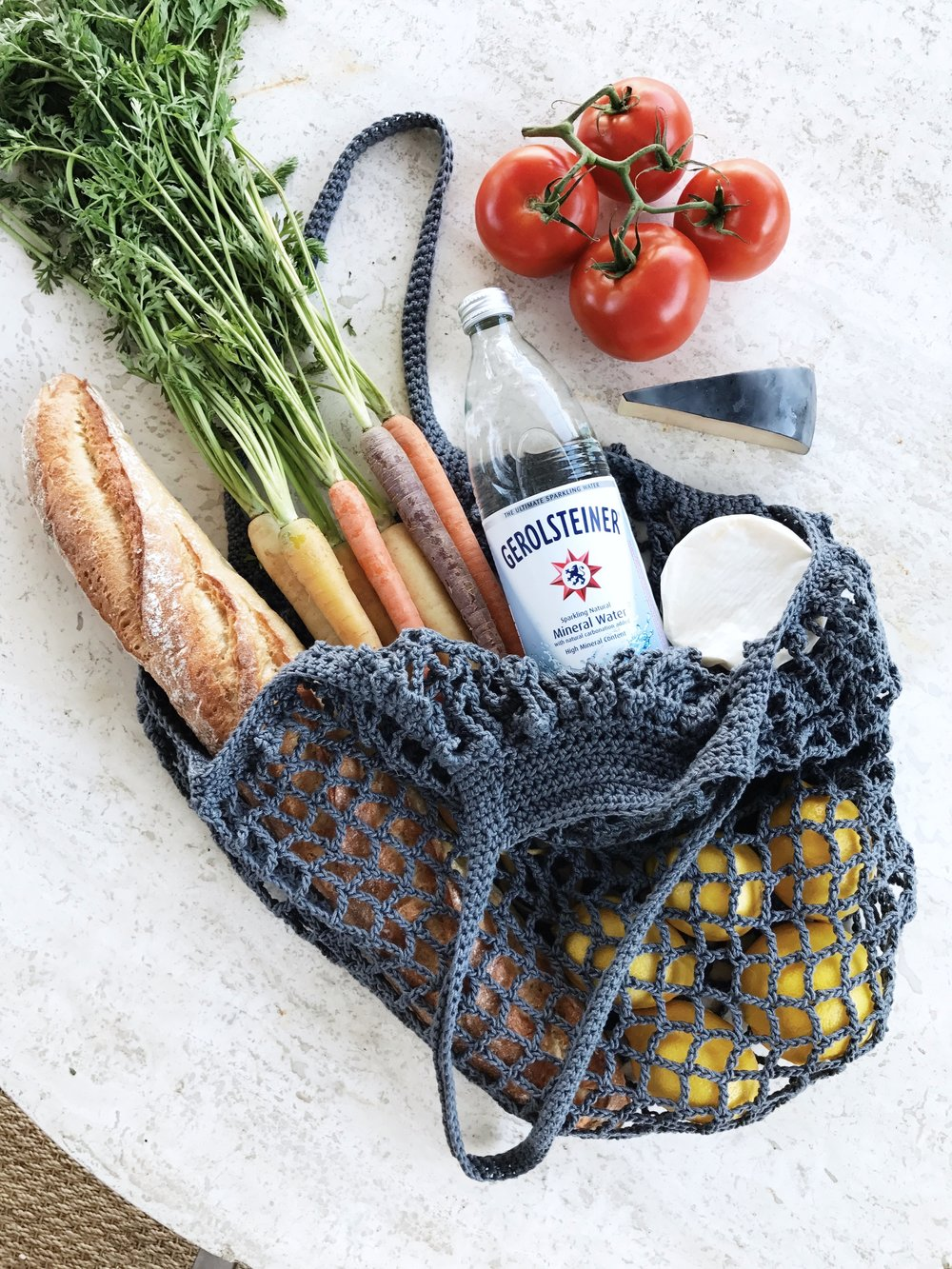 French Market Bag Pattern by Two of Wands
