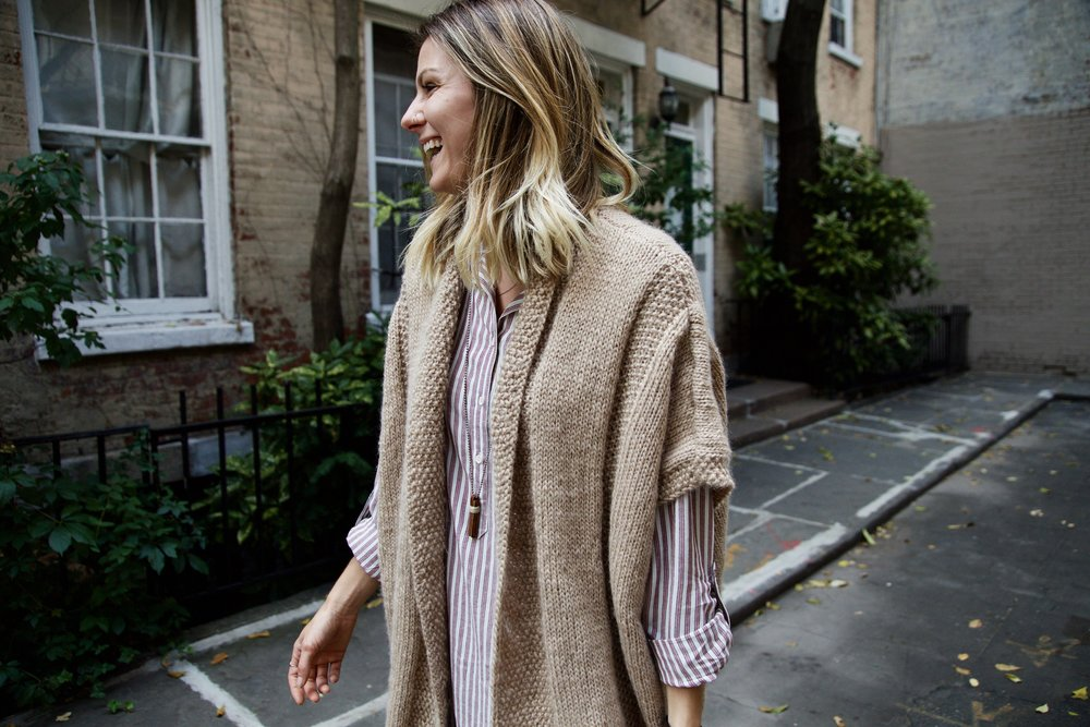 One Fine Day Cardigan by Two of Wands