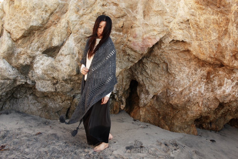 Cambria Wrap pattern by Two of Wands