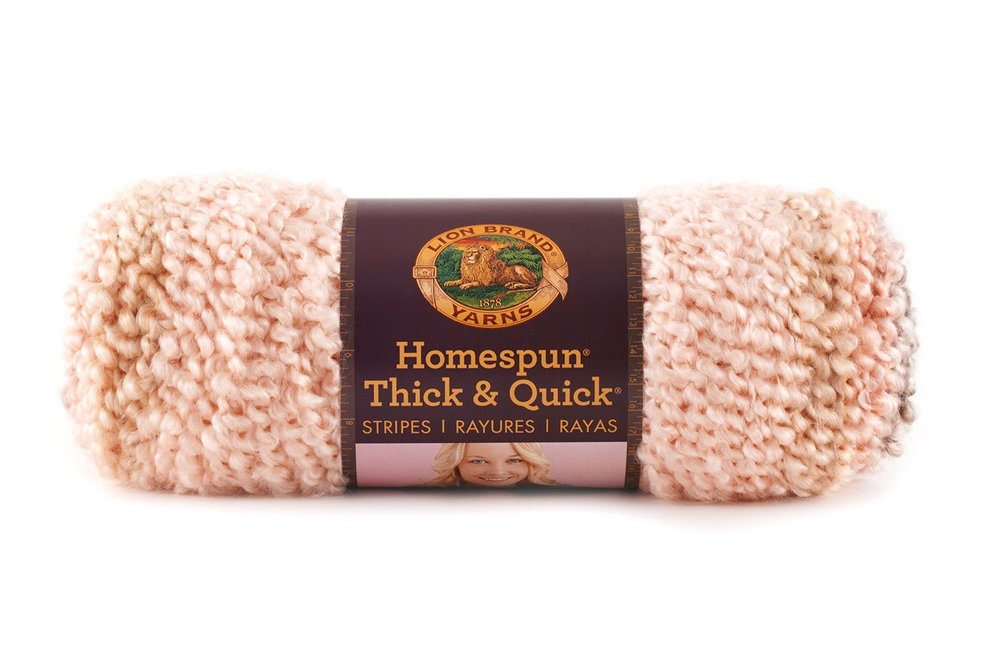 Homespun Thick and Quick