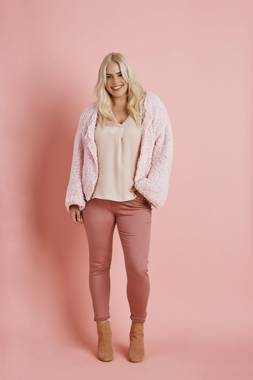 Pink Happens Cardigan