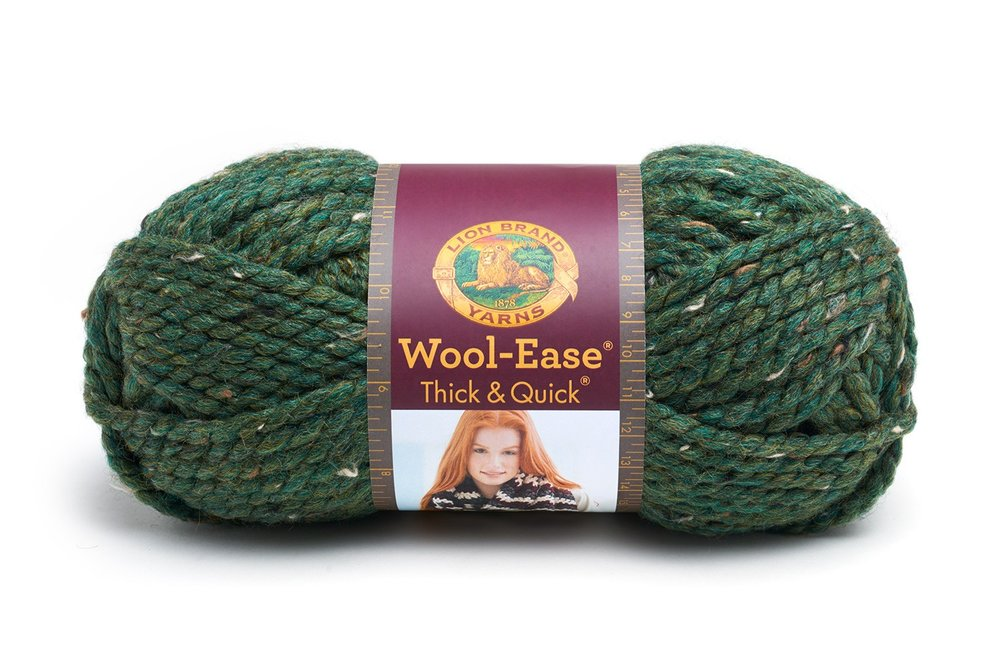Wool-Ease Thick & Quick in Kale