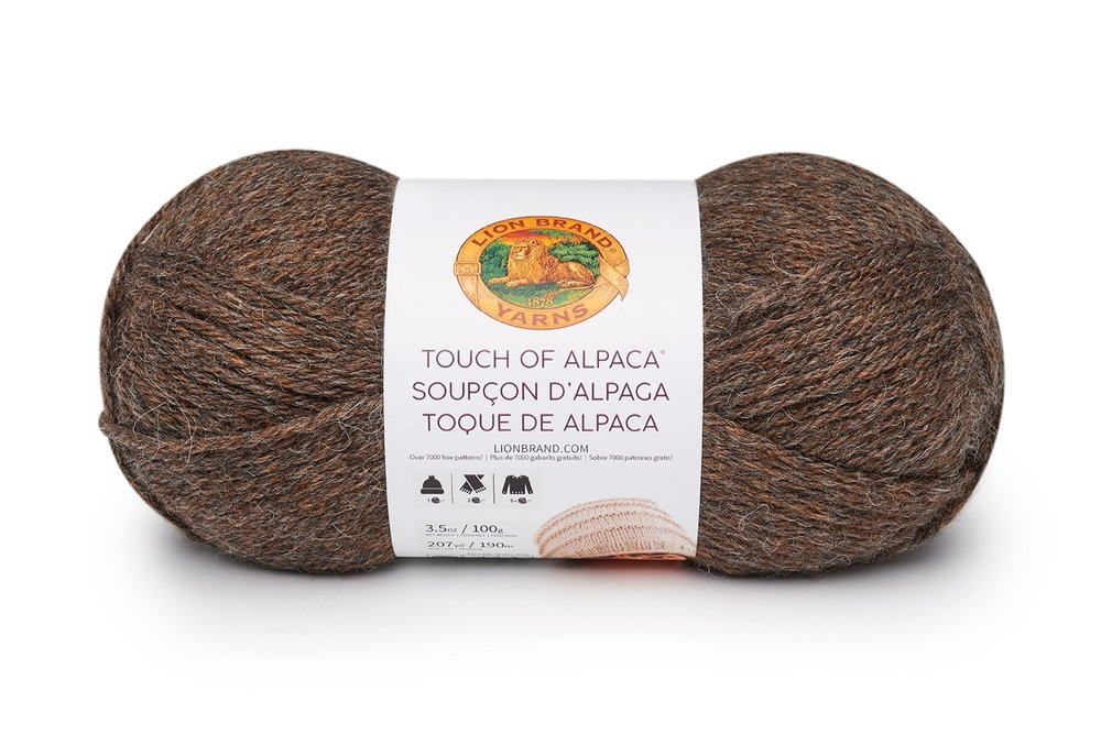 Touch of Alpaca in Wood