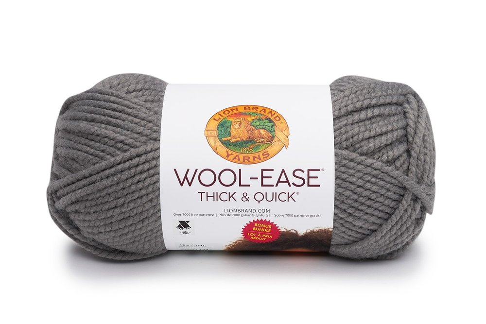 Wool-Ease Thick & Quick Bonus Bundle in Slate