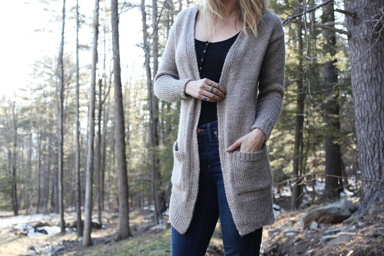 9d562f63d Lillian Cardigan pattern by Two of Wands