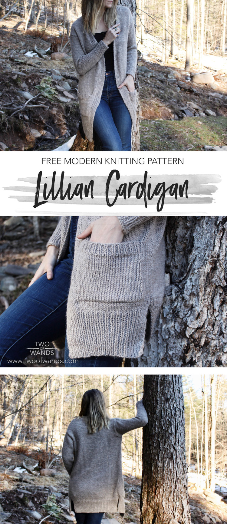 Lillian Cardigan — Two of Wands