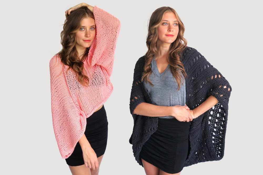 Cool Classics Knitting Pattern Bundle