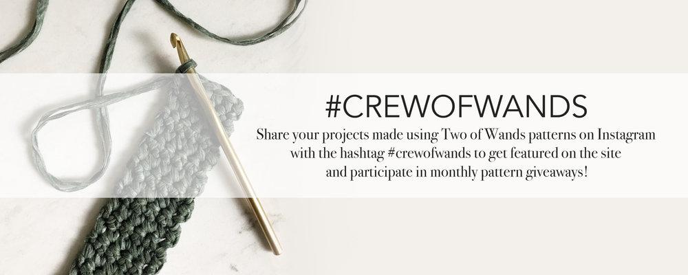 #crewofwands