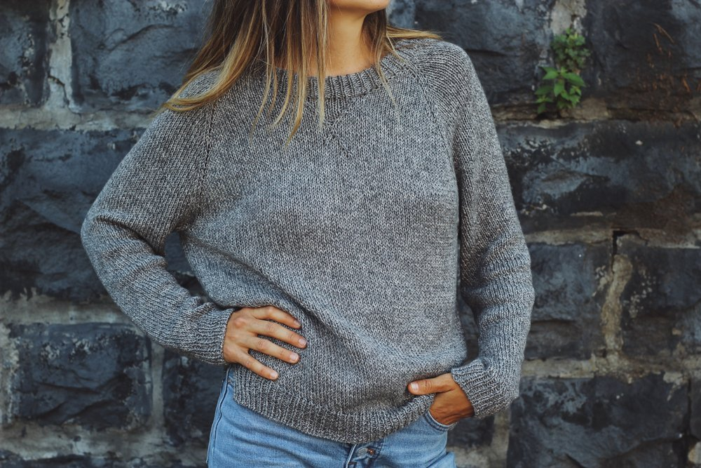 Autumn League Pullover pattern by Two of Wands