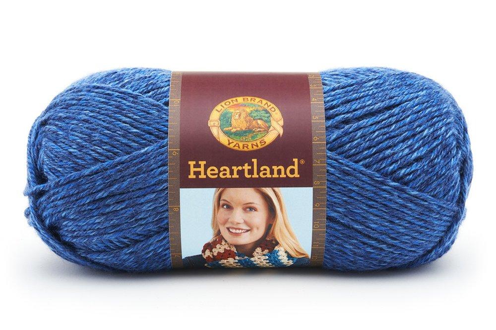Heartland yarn