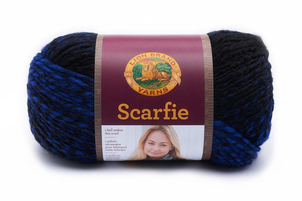 Scarfie yarn