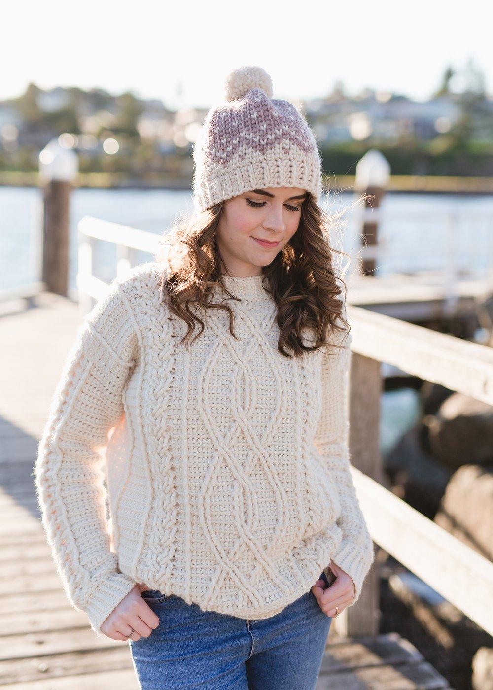 Meara Sweater by Hopeful Honey