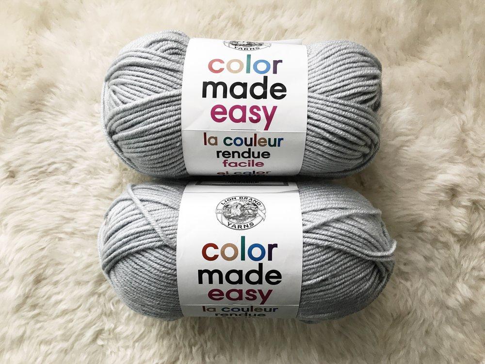 Color Made Easy Yarn