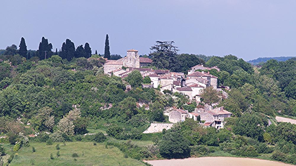 Le village de Marsolan