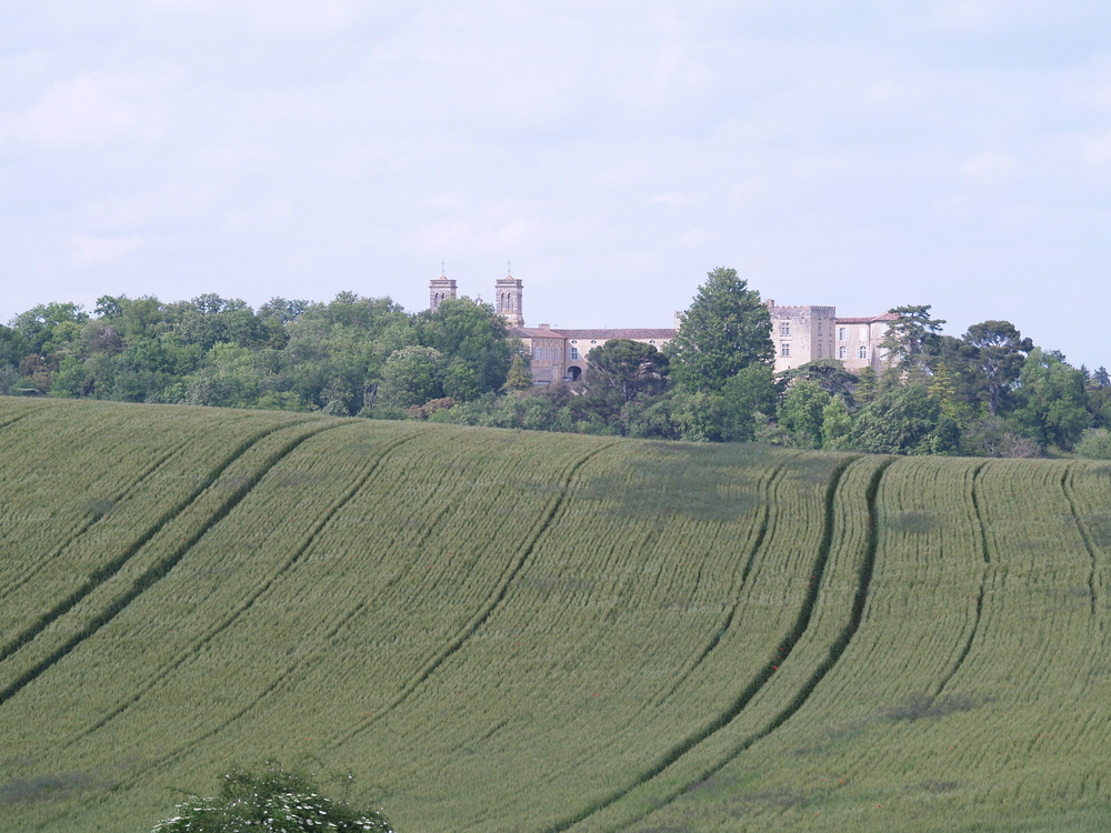 Le château de Terraube