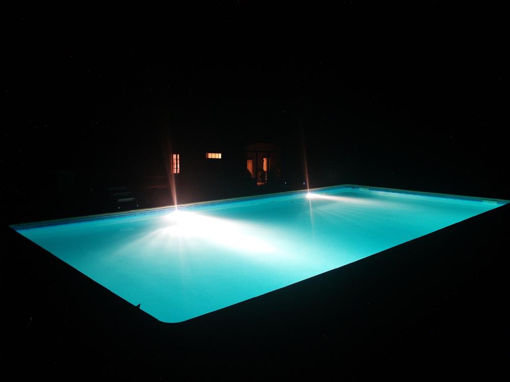 Une baignade dans la douceur de la soirée?