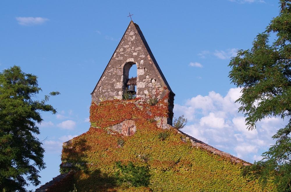 Chapelle au lieu-dit Tressens