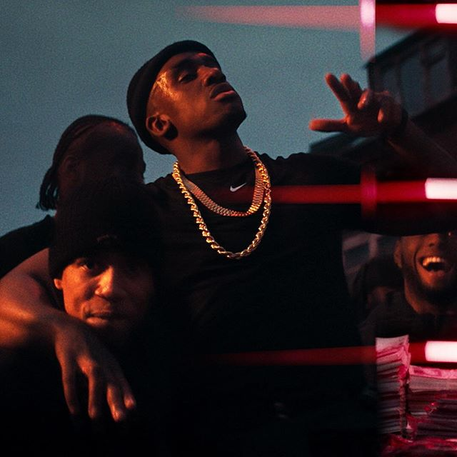 Some screen grabs from @thebugzymalone 's 'Warning', prod. @zdotproductions . Such an experience of a shoot that will no doubt be like no other. Really like the contrast between the reds and blues throughout this one, @luke.c.harper smashed it given the fluidity of everything. Dir: 👈🏻 D.o.P: @luke.c.harper . . . #0161 #mannyonthemap #grime #bugzymalone #binspired #director #editor #filmmaking #musicpromo #musicvideo #indiefilmmaking #freelance #warning #manchester