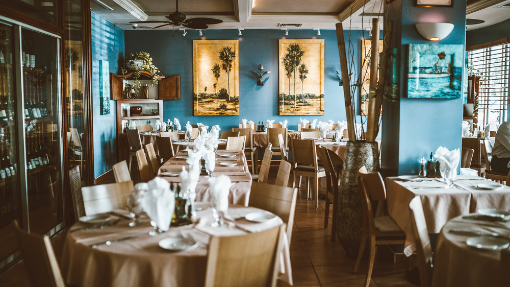Italian restaurant_Cayman