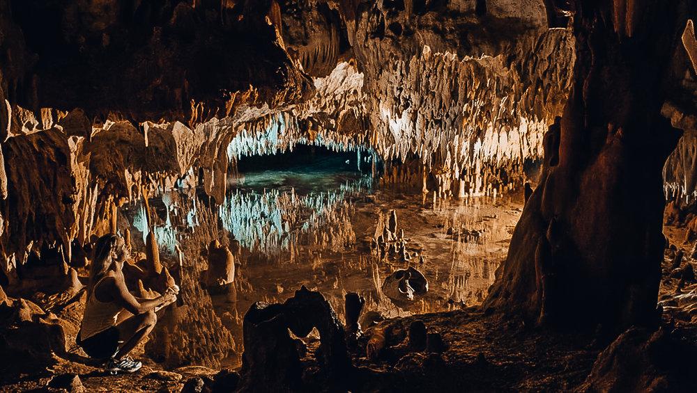 Cayman Crystal Caves