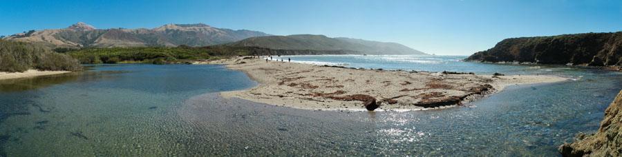 Andrew Molera State Beach, Big Sur.