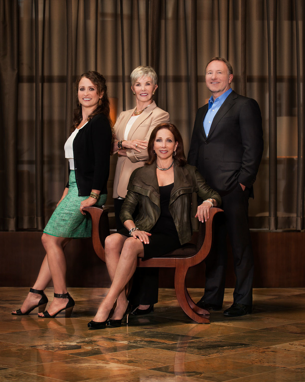 Group Portraits for Business Sacramento