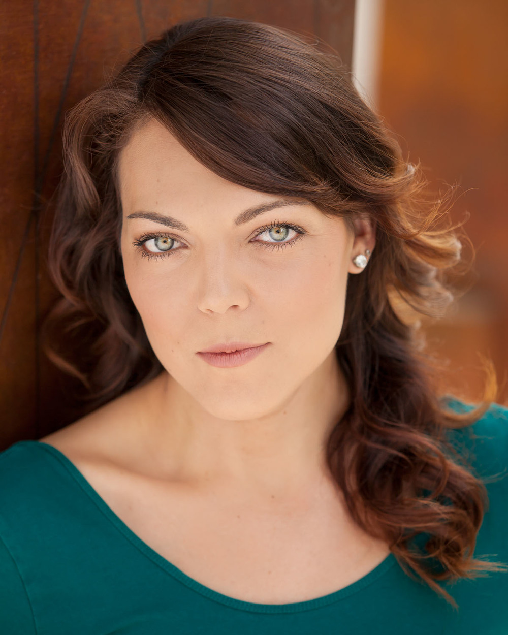 Stage Actress Headshot