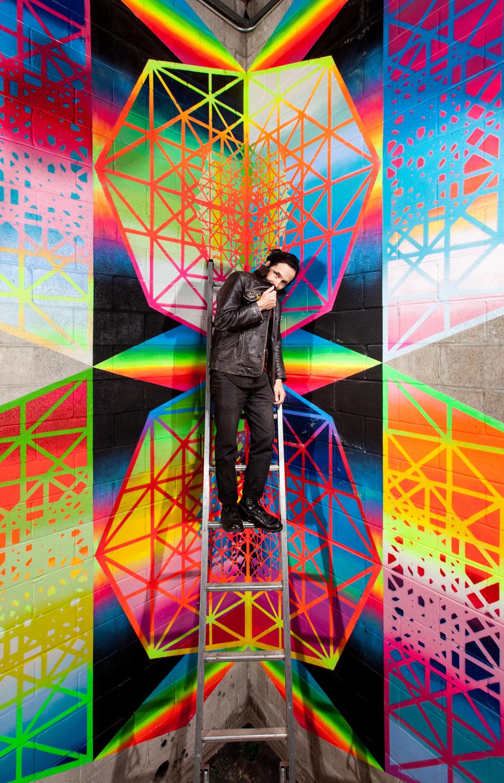 Sacramento Artist Jose Di Gregorio