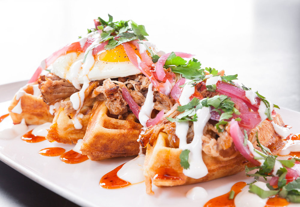 Food_photography_Waffles_brunch_eggs_pulled_pork_crema_cilantro.jpg