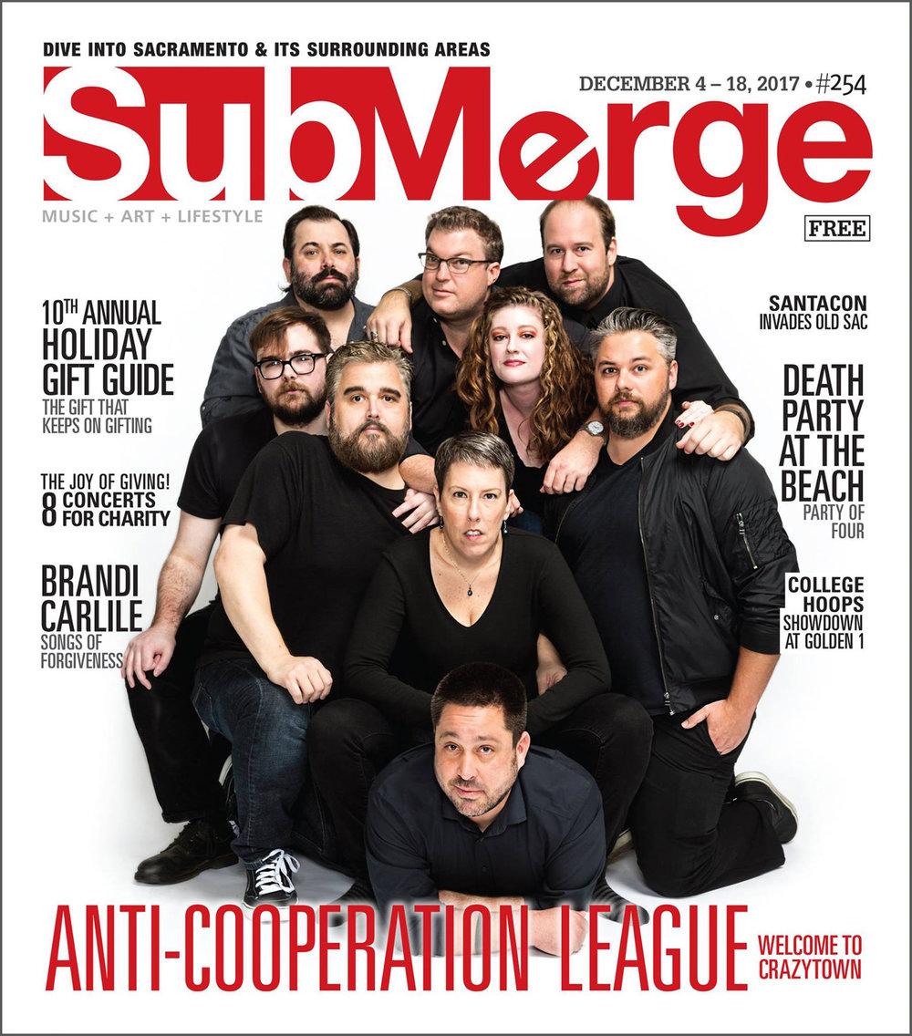 Anti Cooperation League