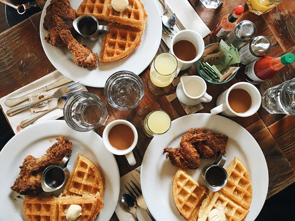 The Menu — Brown Sugar Kitchen