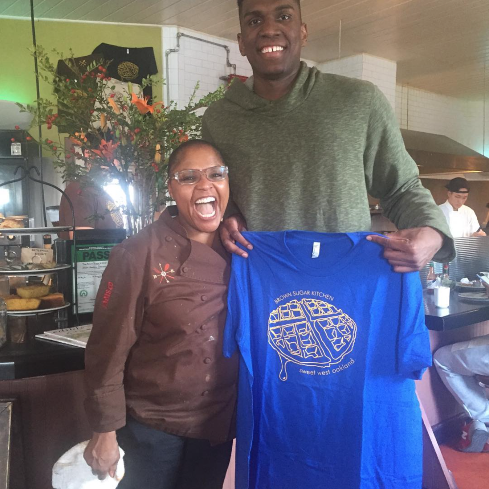 oaklands brown sugar kitchen is the to go place for warriors stars - Brown Sugar Kitchen