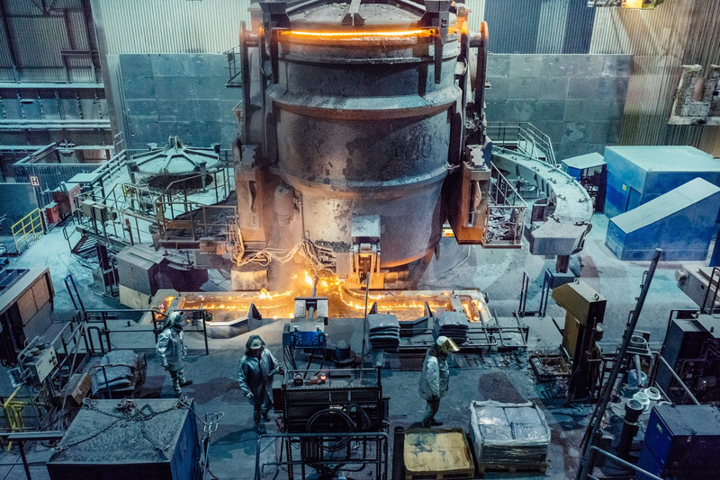 Brussels is urging Beijing to overcome overcapacity by allowing massive defaults. That, however, is not the way the US and Europe resolved their postwar steel crises. (Photo: Thyssengroup)