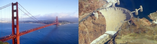 Transonic's Hyperloop will be considered among the great engineering marvels in the U.S. such as the Golden Gate Bridge & the Hoover Dam.