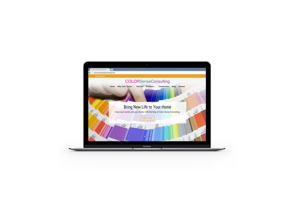 Color Sense Consulting (Copywriter)
