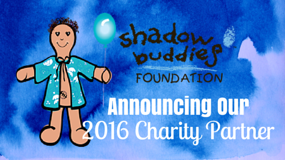 Announcing Our 2016 Charity Partner
